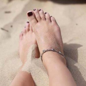 No more foot pain